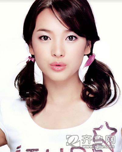 韩国影星宋慧乔的护发美发心得